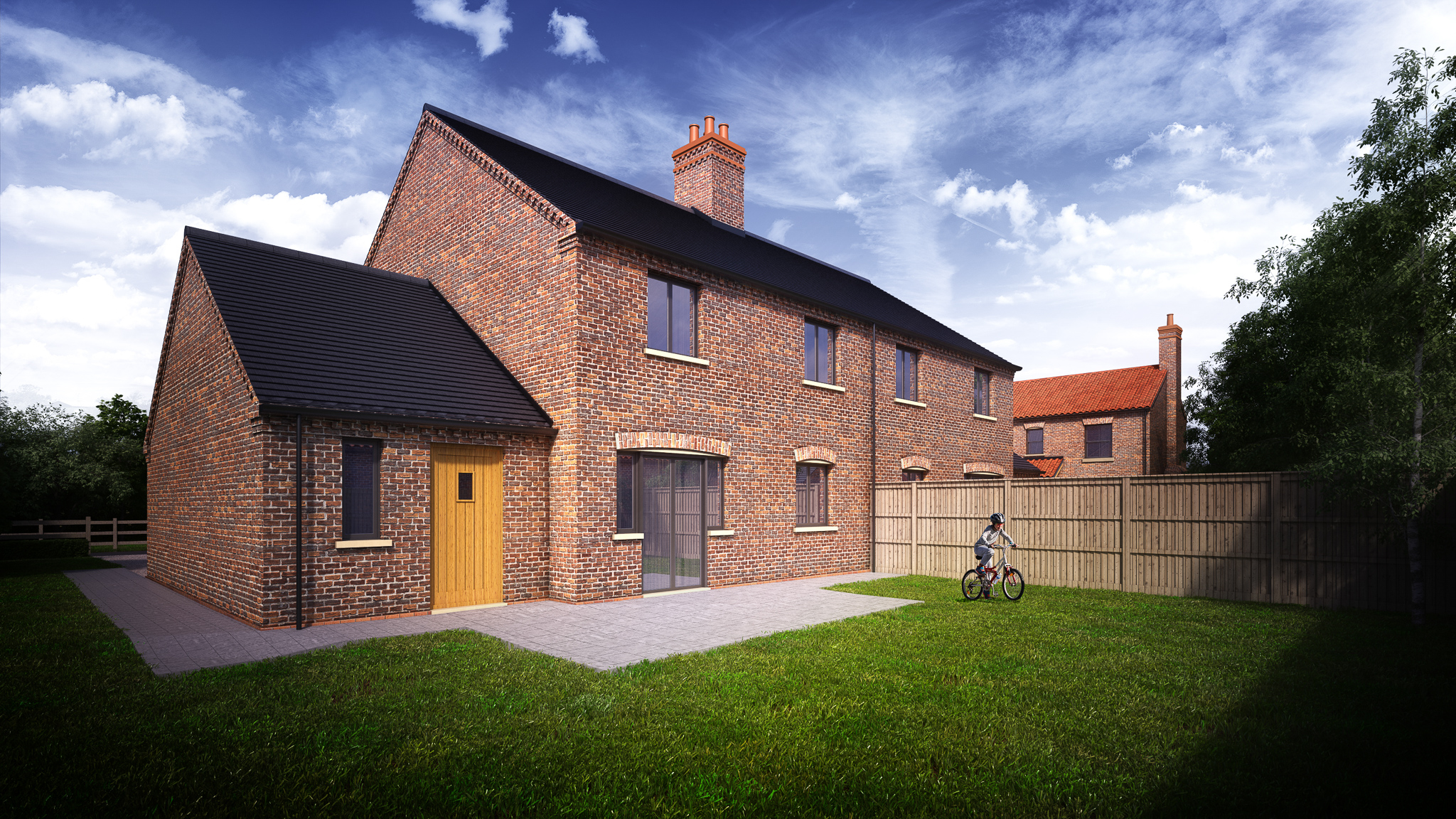 Middle Rasen Development