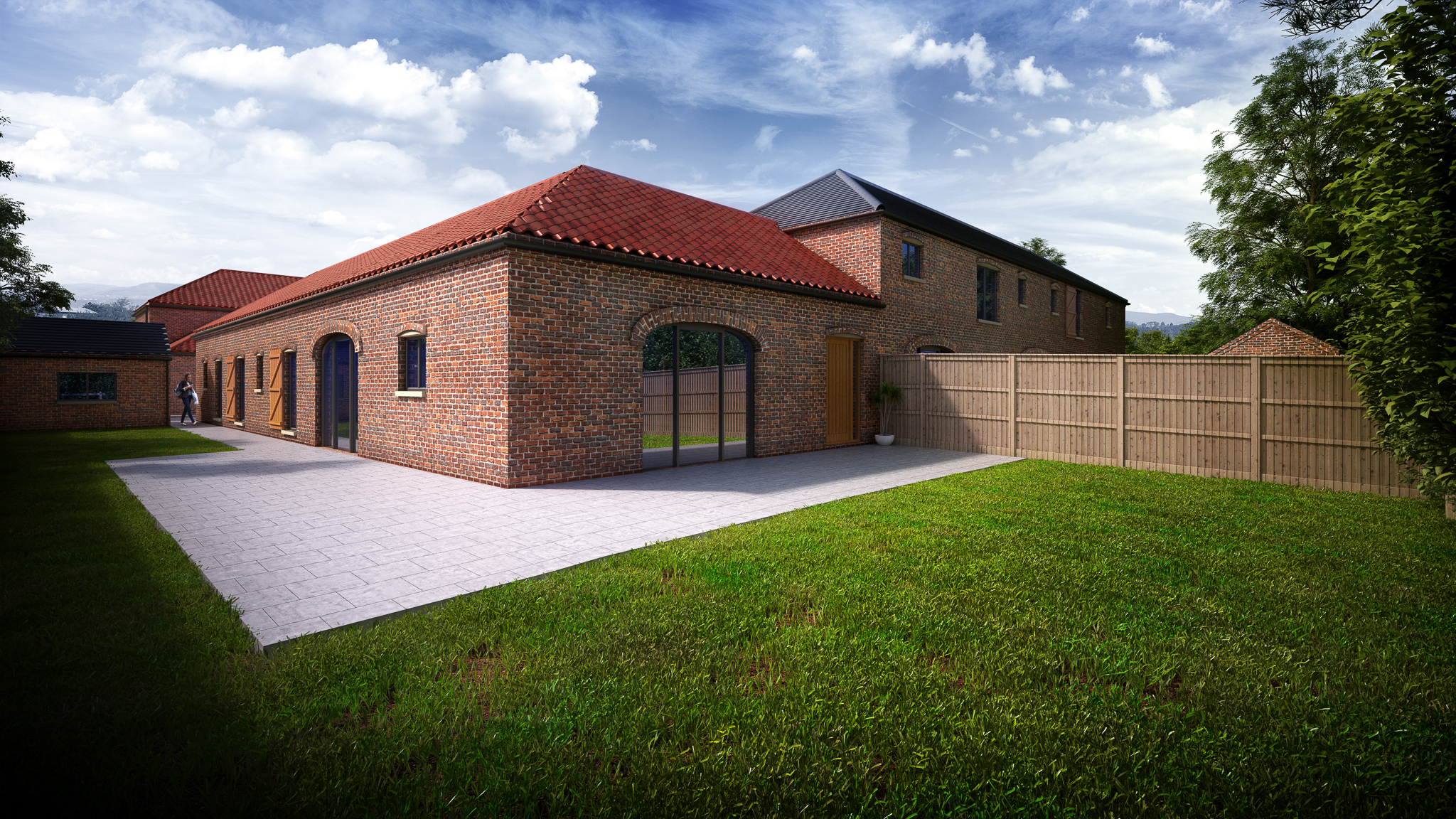 New Build Property For Sale in Middle Rasen
