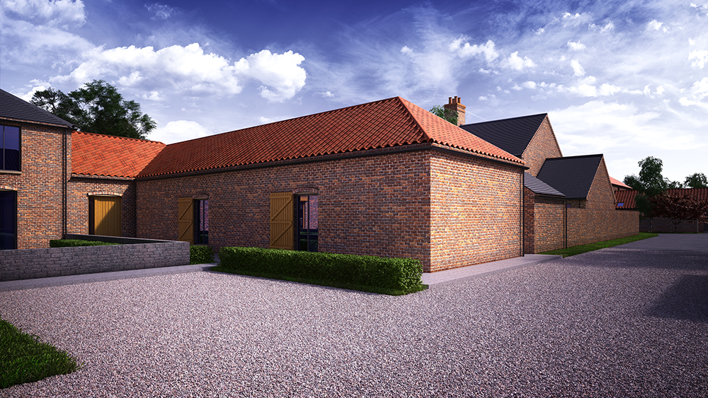 New Build Home for sale in Middle Rasen, Linolnshire