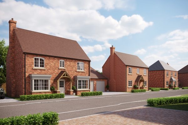 Station Drive, Wragby